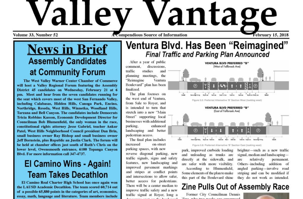 2018 | Valley News Group