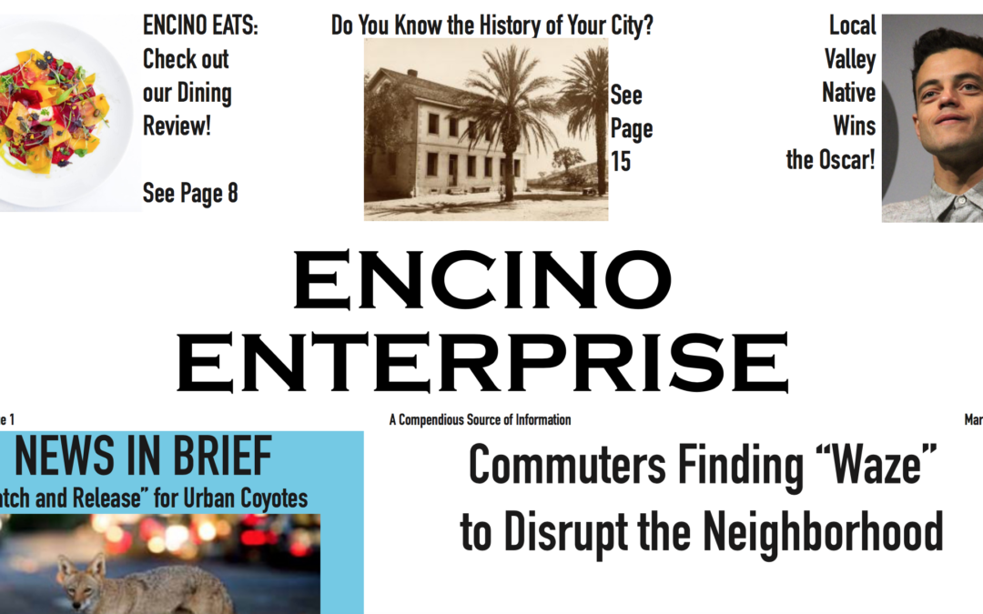 Introducing the Encino Enterprise!