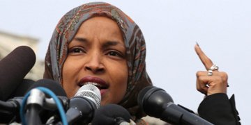 Congresswoman Omar Makes Waves in Warner Center