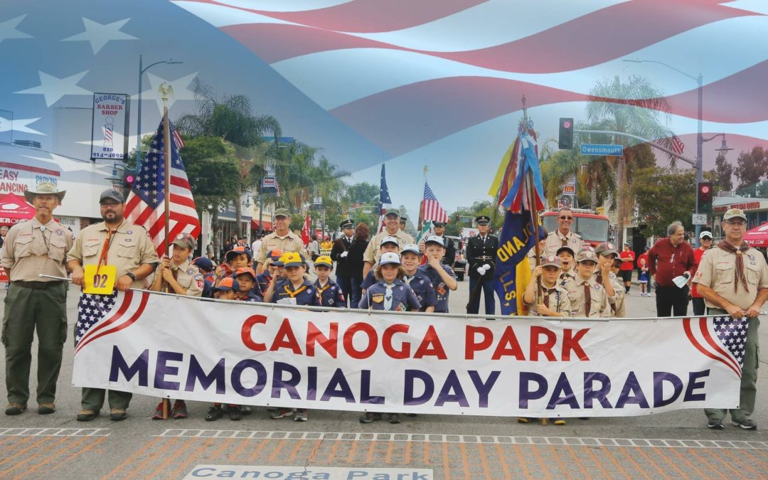Canoga Park Honors Veterans on Memorial Day