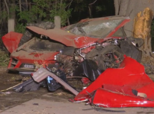 Two Killed in Lamborghini Crash in Encino | Valley News Group