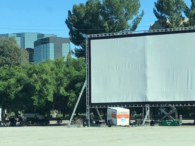 Drive-In Movies Coming to West Valley
