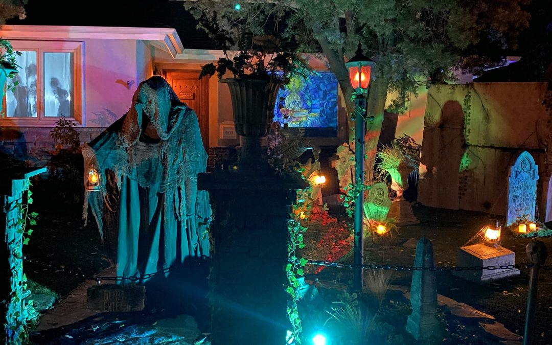 Not Trick or Treating? Visit These Haunted Houses Instead