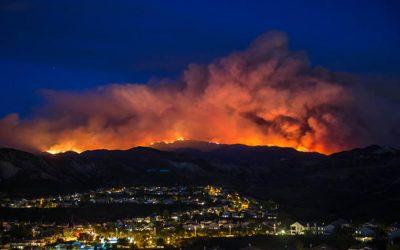 """There's No More """"Fire Season"""" in California"""