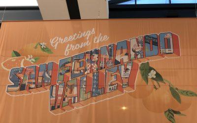 The San Fernando Valley  Community Celebrates 818 Day!